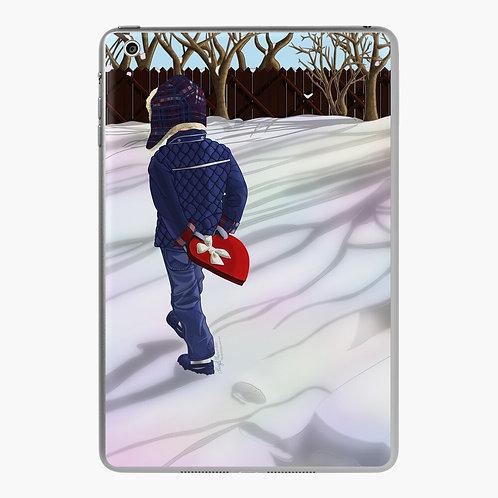 You Keep My Heart Warm iPad Case/Skin
