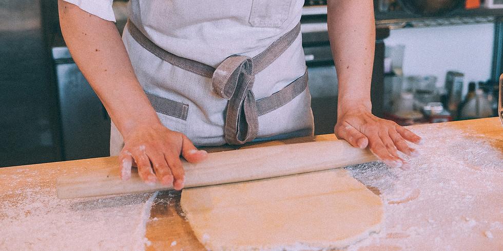 Baking Class - Scones + Quiche