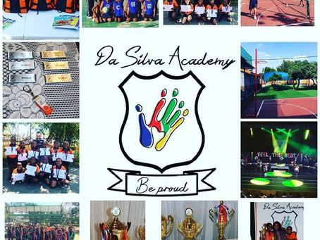 Keeping Active at Da Silva Academy