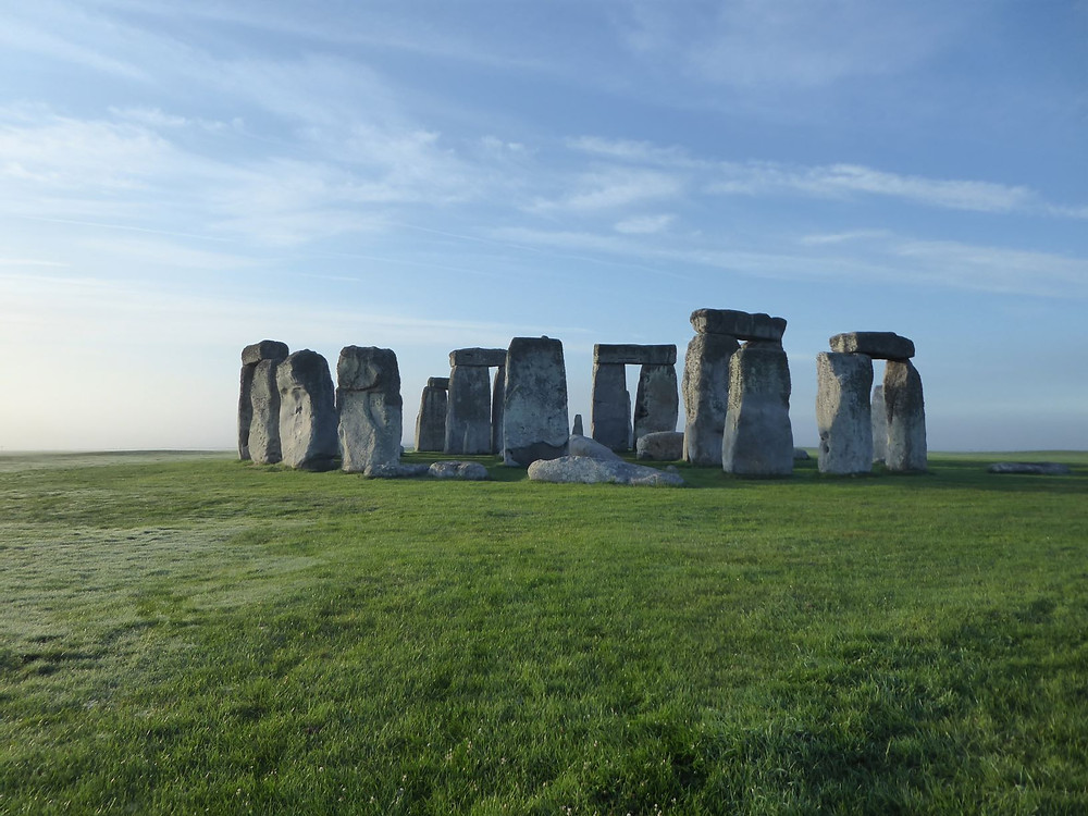 Stonehenge re-opened on the 4th July - both for normal visits and their inner circle tours