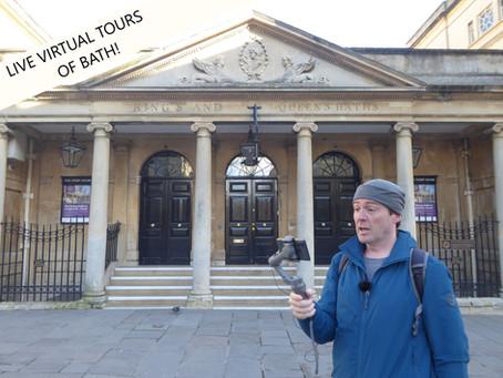 Virtual Tours of Bath