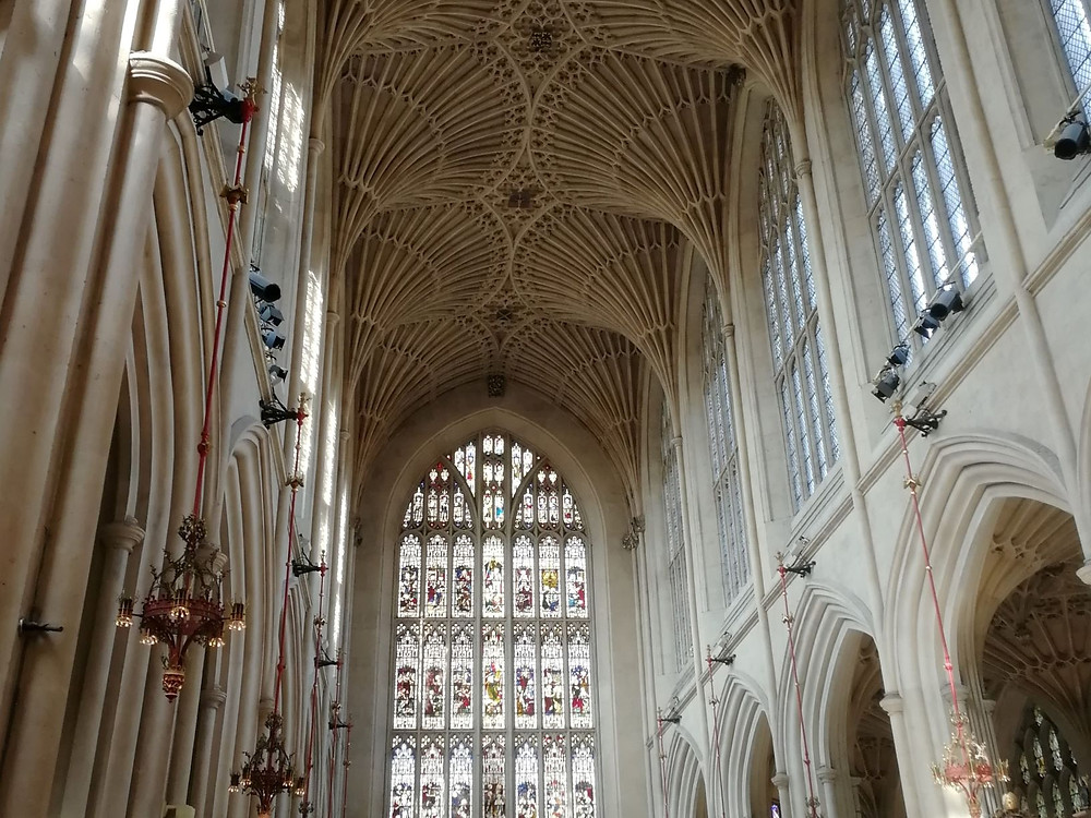 Bath Abbey is re-opening for visitors on July 6th