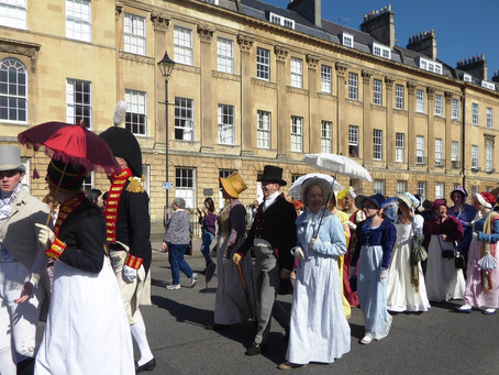 The Bath Jane Austen Festival