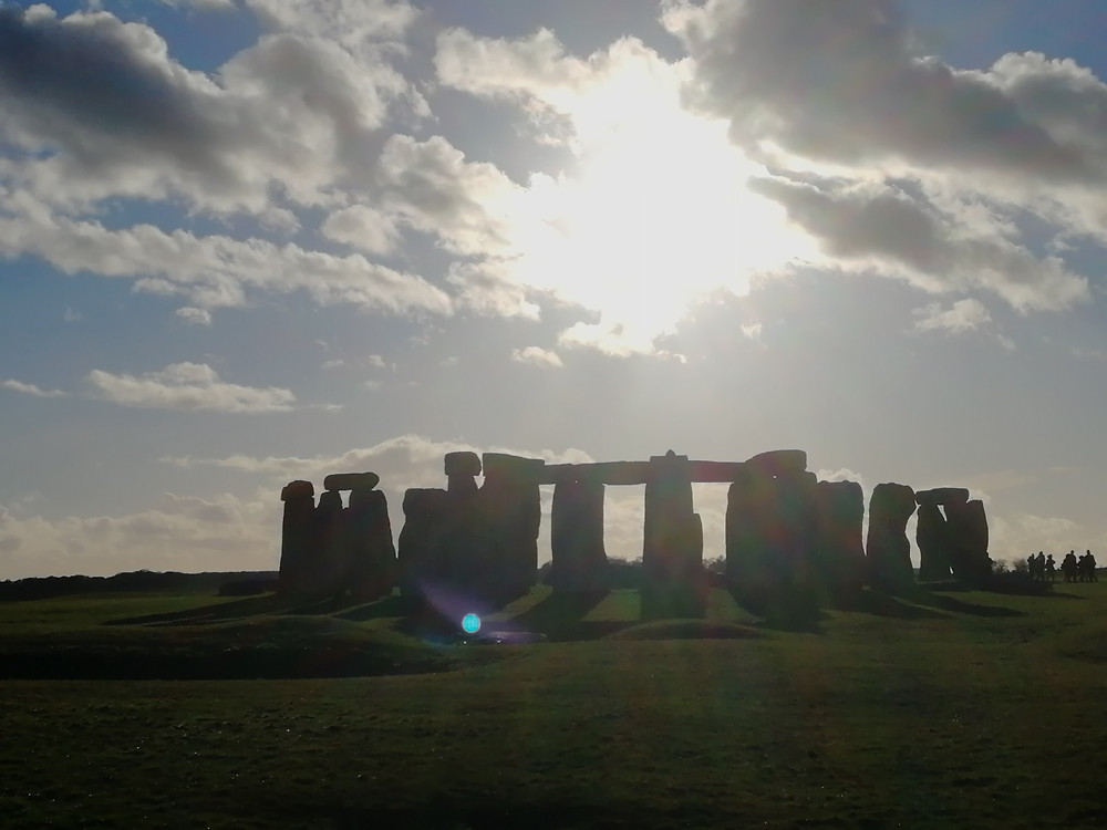 Unusual blue orb spotted during Stonehenge tour by Bath Insider Tours