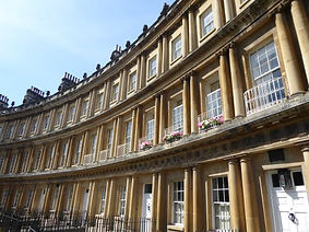 The Circus - Bath tour