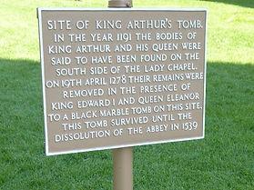 King Athur Grave