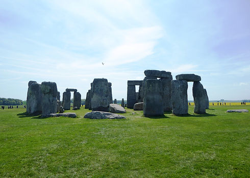 Stonehenge tour from Bath - the stone circle at Stonehenge
