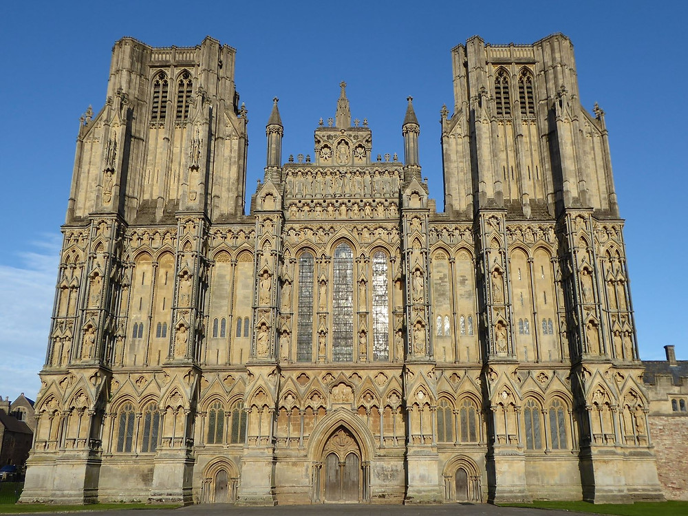 Wells Cathedral opened for visitors from July 4th