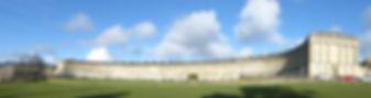 Bath sightseeing tour - Royal Crescent
