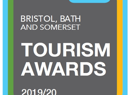 Bristol, Bath and Somerset Tourism Awards 2019/2020