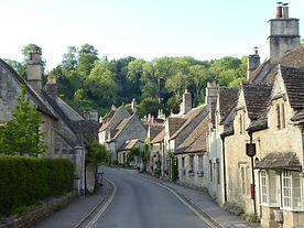 Castle Combe Village Tour