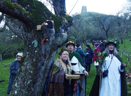 The quirky English tradition of Wassailing!