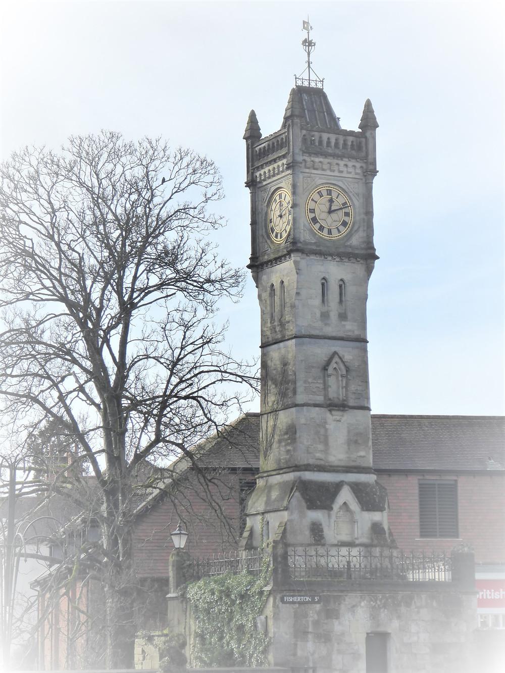 Salisbury Clock Tower by Bath Insider Tours