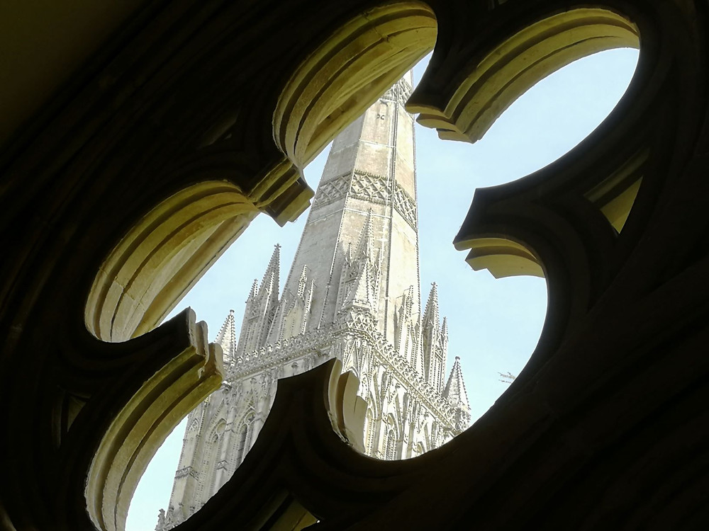 Salisbury Cathedral is re-opening on 8th July (tickets only). Magna Carta exhibition remains closed
