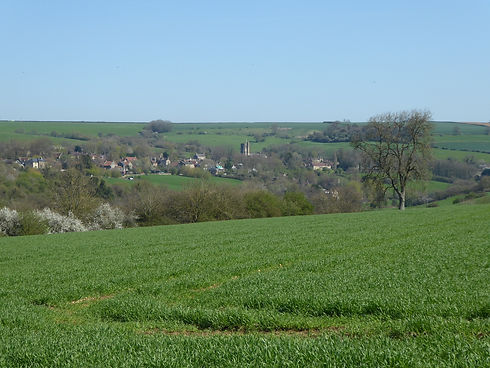 Village and countryside tour from Bath
