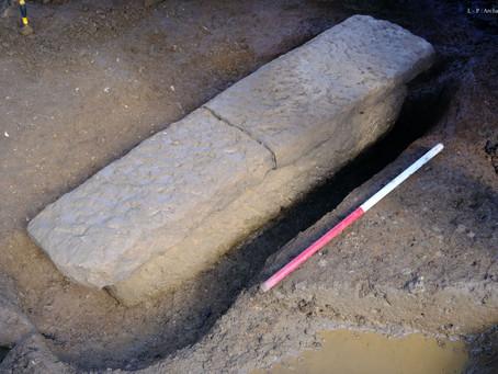New Roman Discovery in Bath!