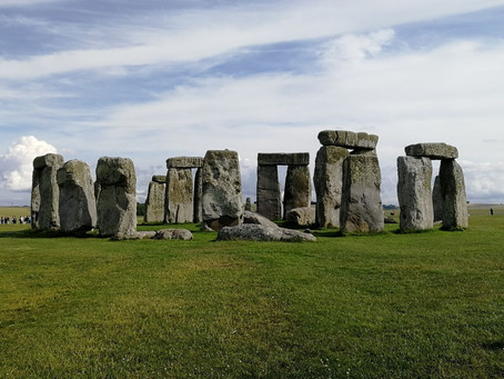 New Discovery at Stonehenge