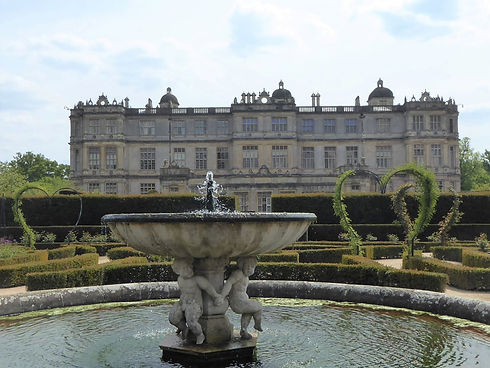 Longleat House - makes a great day-trip from Bath