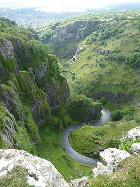 Cheddar Gorge - Bath day-trip