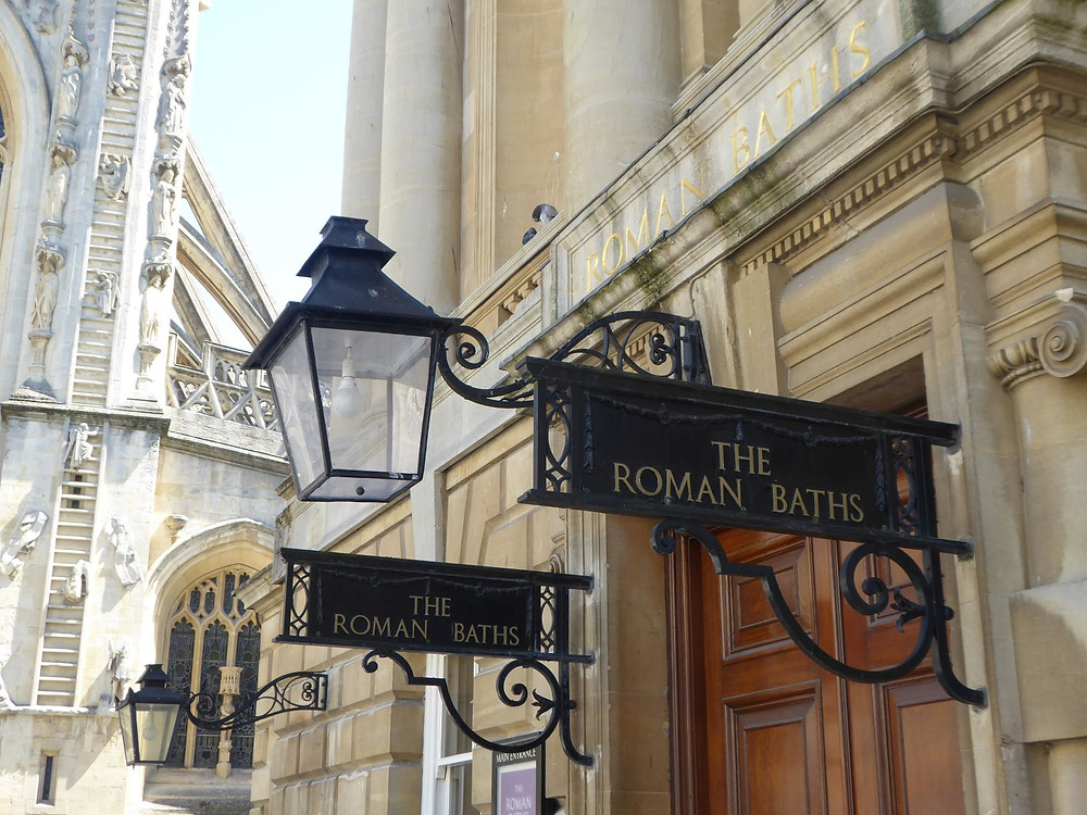 Roman Baths Museum in Bath