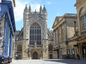 Bath Tour - Bath Abbey