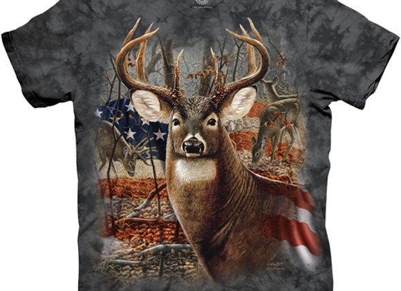 The Mountain- Patriotic Buck