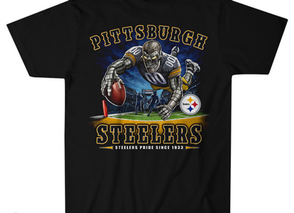 Steelers End Zone T-shirt