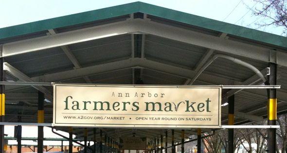 Ann Arbor's Farmers Market