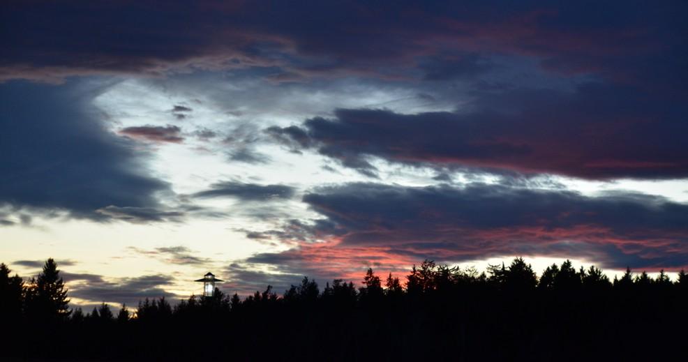 Dr. Groiss - Sonnenuntergang