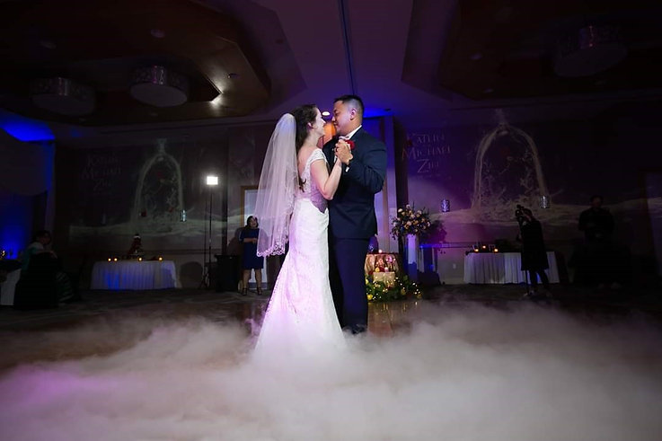 Creating the perfect moment for the fist dance - Ocala FL