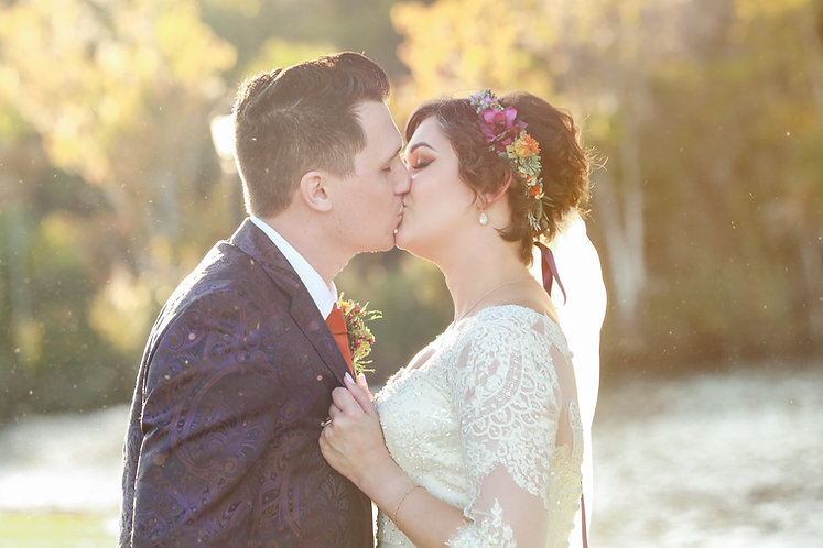 Every Kiss begins with K an every marriage begins with KC Webb Entertainment - Ocala, FL