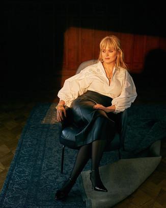 Anna Mikhalkova for Geneve