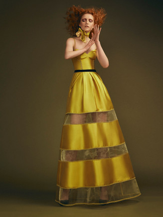 Gemy Maalouf editorial and lookbook
