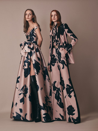 Elie Saab lookbook and editorial