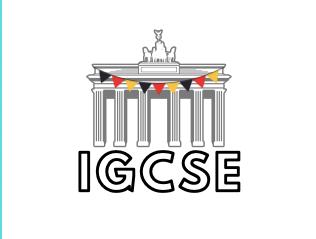 IGCSE German as a Foreign Language