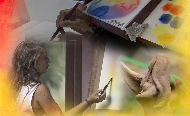 Terapia artística antroposófica