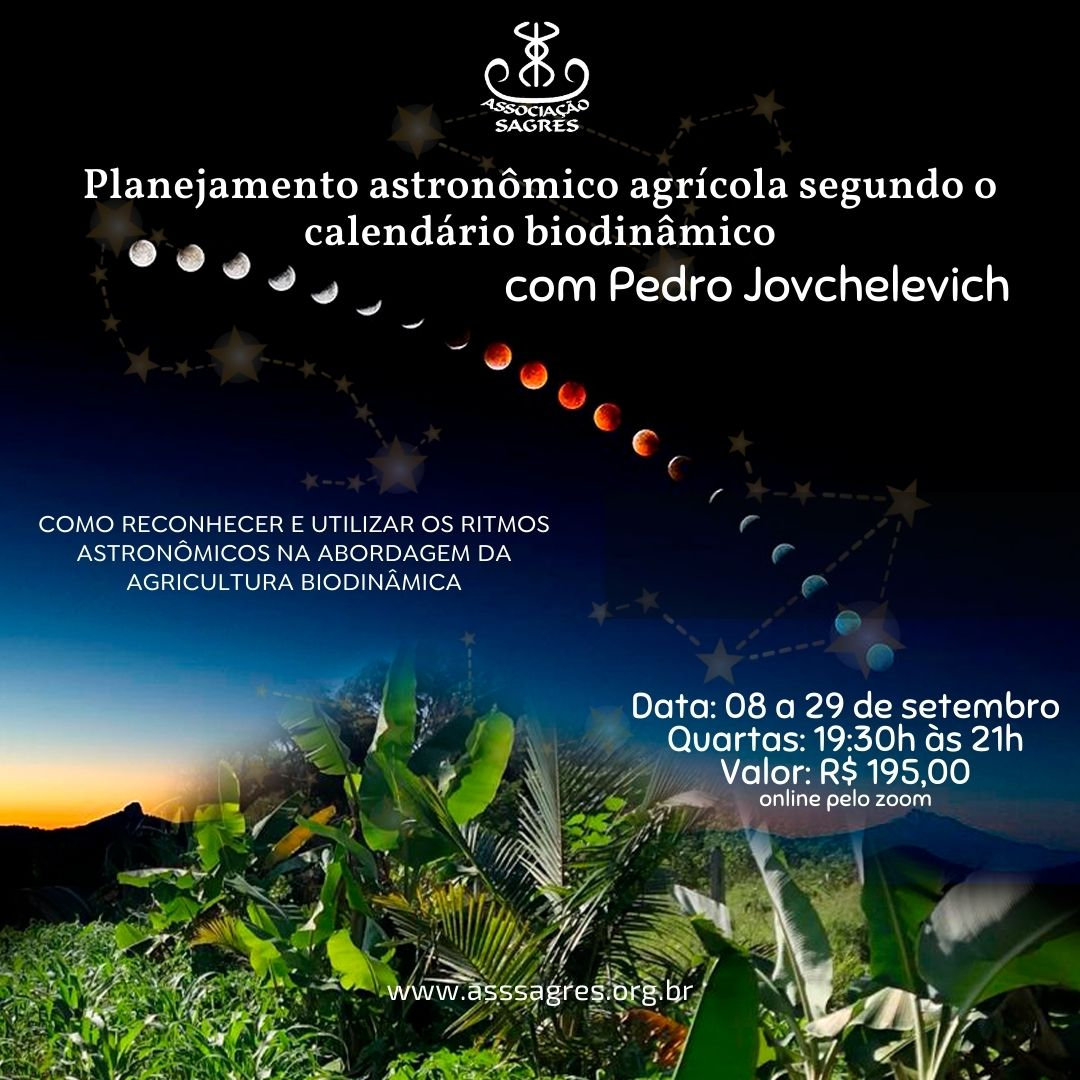 Planejamento astronômico agrícola