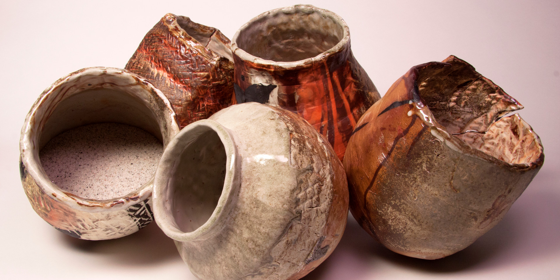 5 Water Jars
