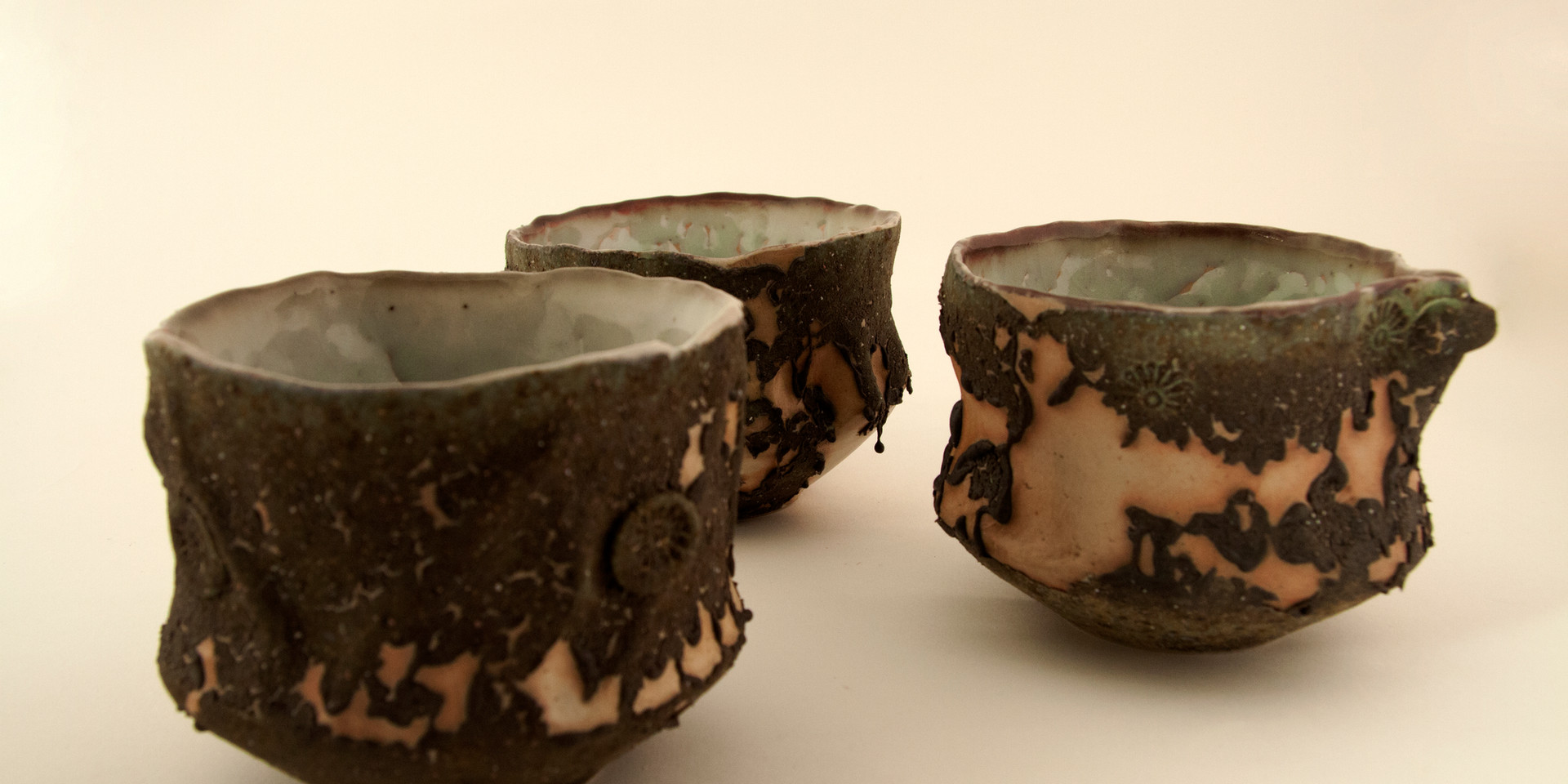 Dry Ash Teabowls