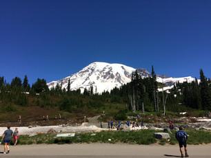 Mt. Rainier at Her Best