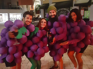 Sending grape vibes!