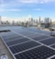 Treepublic Commercial Solar Installaton