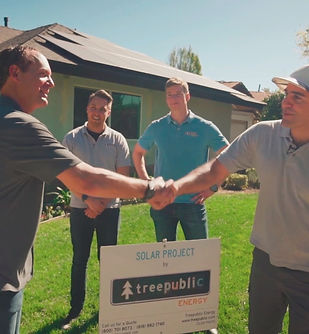 Treepublic customer testimonials and happy customer reviews