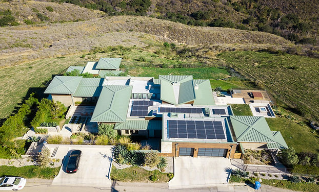 Treepublic residential solar installation malibu solar power