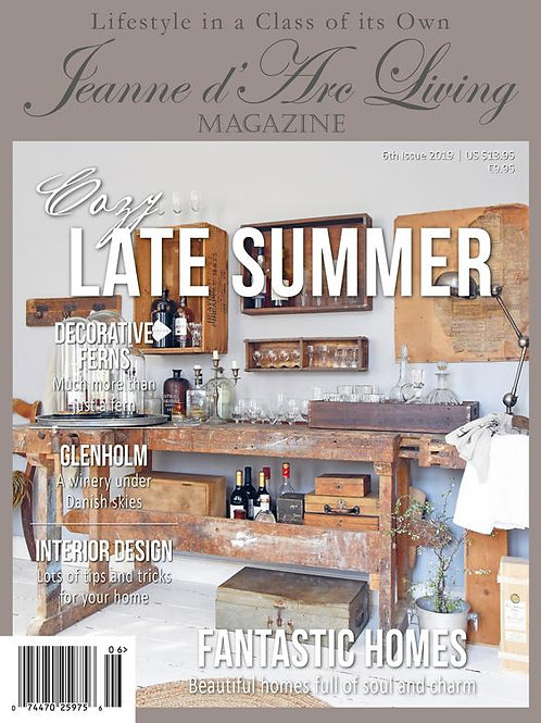 Jeanne d'Arc Living Magazine 6th Issue 2019