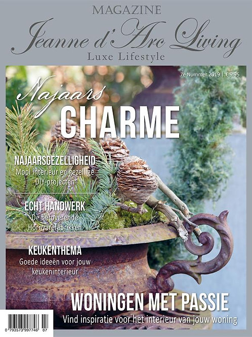 Jeanned' Arc Living Magazine 7th Issue 2019