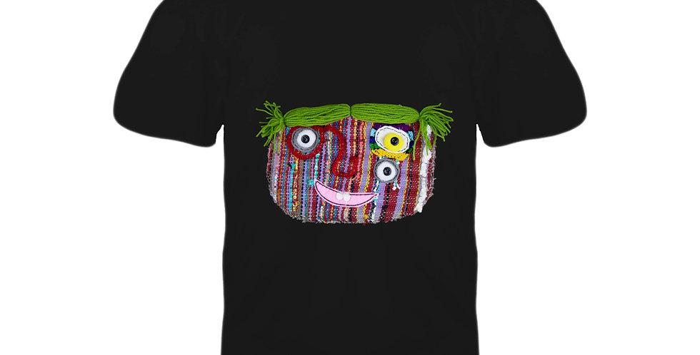 3 Eyes T-shirt (BLACK L Chest 96-104 cm)#8