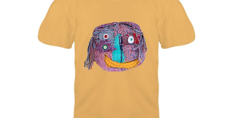 3 Eyes T-shirt (YELLOW L Chest 94-104 cm)#1