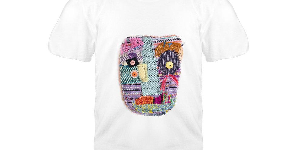 3 Eyes T-shirt (White S Chest 80-88 cm)#5