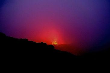 Yasur Volcano erupts on Tanna Island, Vanutu